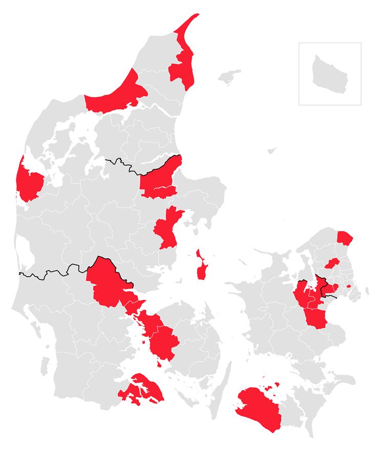DK2020 kommuner