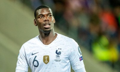 Breaking: Paul Pogba Has Tested Positive For COVID-19