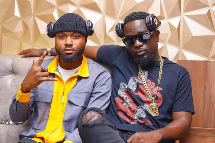 nanky's remedy listening session, Sarkodie, Criss Waddle, Omar Sterling And More Attend Nanky's 'Remedy' Listening Session, Frederick Nuetei