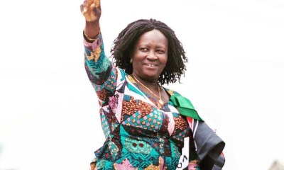 We'll Ensure Every Ghanaian Gets Their Share Of Development - Professor Jane Naana Opoku-Agyemang