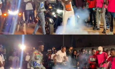 Larusso Involved In A Motor Accident During Video Shoot