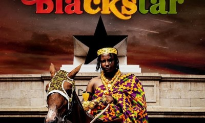 "Kelvyn Boy Launches ""Blackstar"" Album And Give Reasons Why He Chose That Name"