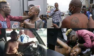 'Trotro' Driver Who Disembark Passengers To Meet Shatta Wale Will Load Free Transport On Monday