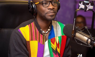 Okyeame Kwame Hints Of Going Into Politics