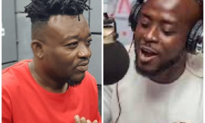 """We Did Not Plan Anything"" - Bullet And Nana Romeo Deny Claims That They Planned Wendy Shay's Brouhaha At Accra FM"
