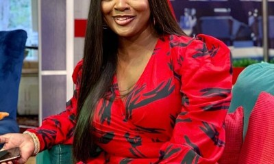 Jackie Appiah Responds To Pregnancy Reports