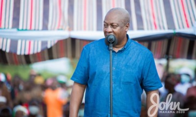 Akufo-Addo Is Not Serious About Volta Region Secessionist Group - John Mahama