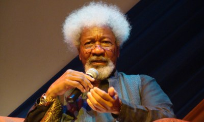 #EndSARS: Demand Immediate Withdrawal Of Soldiers, Soyinka Tells Governors