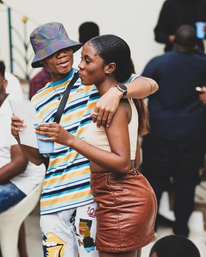 kidi, I rate my kiss twenty over ten – Kidi says as he disagrees with Cina Soul saying his kiss in the 'Sugar' movie set is average, Frederick Nuetei