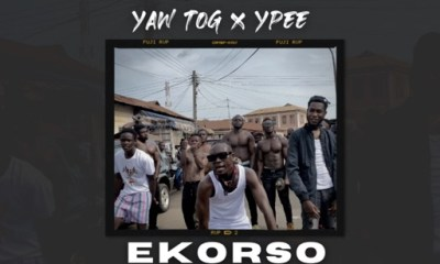 Kofi Jamar's 'Ekorso' ranked 8th on Apple Music Top 100 songs in Ghana