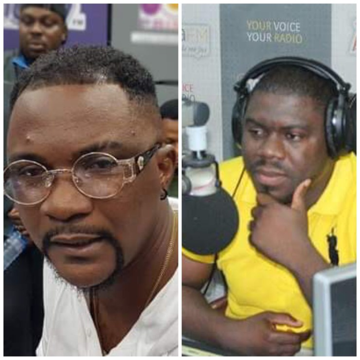 political party, Showbiz Pundits Reacts To Lilwin's Condition To Support Any Political Party, Frederick Nuetei