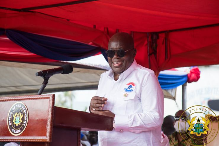 """the npp and that ndc must, """"The NPP and the NDC must work together especially in parliament in the interest of the nation"""" – President Akufo-Addo, Frederick Nuetei"""
