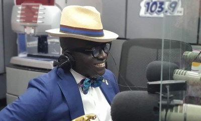I was pained when my son openly shared his gay status - broadcaster KKD