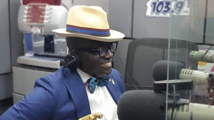 gay, I was pained when my son openly shared his gay status – broadcaster KKD, Frederick Nuetei