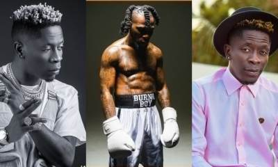 , Video that triggered Shatta Wale and Burna Boy's 'beef' pops up, Frederick Nuetei