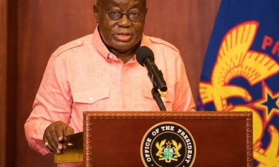 """, """"Funerals, weddings, concerts, theatrical performances and parties are banned"""" – President Nana Akufo-Addo, Frederick Nuetei"""