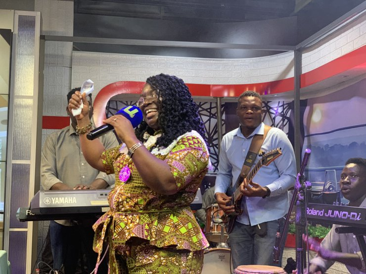 , Musicians must prioritize the various unions – Diana Hopeson, Frederick Nuetei