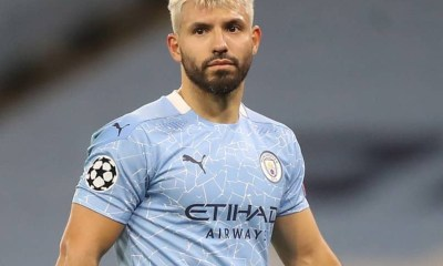 , Breaking: Sergio Aguero to leave Manchester City at the end of the season, Frederick Nuetei