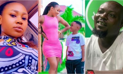 , Watch: Akuapem Poloo's baby daddy tells his side of the story why he did not marry her, Frederick Nuetei
