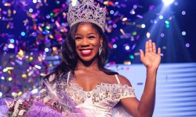 , Yes, l attended school with Barack Obama's kids, they're all my friends – Miss Universe Ghana 2020, Frederick Nuetei