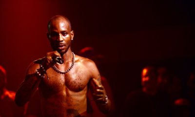 , Final video shot of DMX jamming to Micheal Jackson's song days before his death surfaces online, Frederick Nuetei