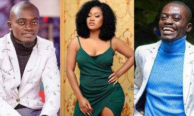 , Sandra Ababio denies ever dating Lilwin; Narrates how they became close, Frederick Nuetei