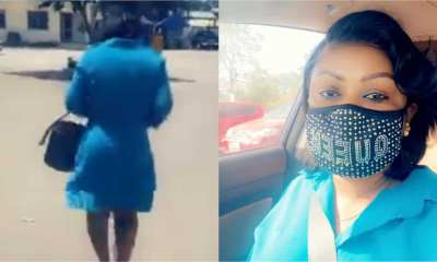 , Afia Schwarzenegger invited by Police CID after filming and sharing video Regina Adu Safowaa in cells, Frederick Nuetei