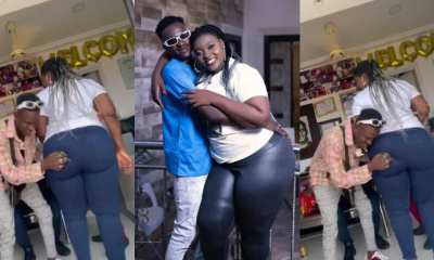 , Ali can't handle me, he run away when l entered his room – Shemima of Date Rush fame recounts, Frederick Nuetei