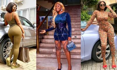 , Salma Mumin speaks after suing Xandy Kamel, 2 others, Frederick Nuetei