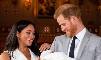 , Prince Harry and Meghan Markle welcome their second baby girl named Lilibet Diana, Frederick Nuetei