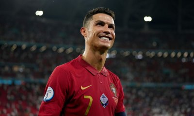 , Cristiano Ronaldo becomes first Portuguese player to score in all 3 group games at EURO 2020, Frederick Nuetei