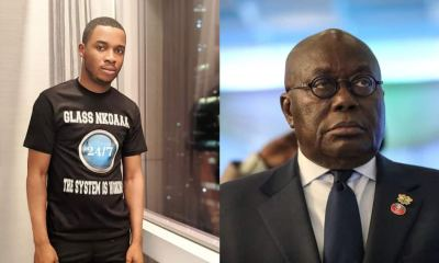 , Twene Jonas calls on President Akufo-Addo to extend the same level of concern he has for foreigners to Ghanaians, Frederick Nuetei