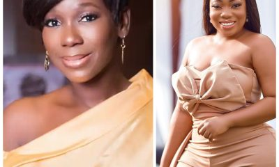 , I pray for well-being, peace of mind and happiness for you – Ama K Abebrese offers support to Moesha, Frederick Nuetei