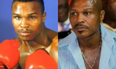 , Ike Quartey: Boxing legend finally explains viral photo of him looking older than Azumah Nelson, Frederick Nuetei