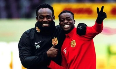 , Micheal Essien has sent his best wishes to Ghanaian youngster Kamaldeen Sulemana after Stade Rennais move, Frederick Nuetei