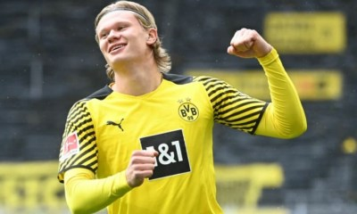 , Chelsea felt a blow as Haaland to stay at Dortmund, Frederick Nuetei