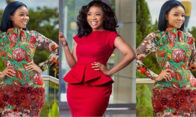 , Serwaa Amihere has opened up about her private life; makes shocking revelation in video, Frederick Nuetei