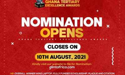 , Ghana Tertiary Excellence Awards announces nominations for it's maiden edition, Frederick Nuetei