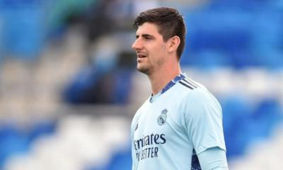 , Thibaut Courtois extends his contract with Real Madrid, Frederick Nuetei