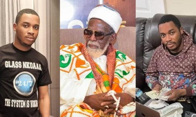 , You are going too far – Ghanaians tell Twene Jonas for bashing Chief Imam over National Cathedral donation, Frederick Nuetei