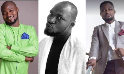 , Funny Face: Actor involved in near-fatal accident; car damaged after somersaulting in the air in video, Frederick Nuetei