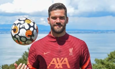 , Alisson Becker extends contract with the Reds, Frederick Nuetei
