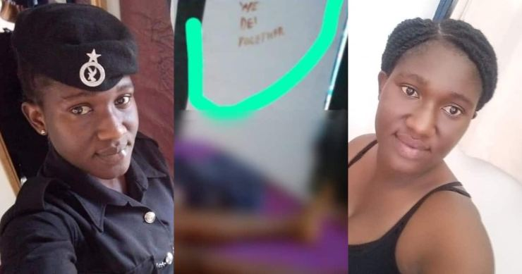 , Sad note left by alleged killer of Damongo Policewoman pops up, Frederick Nuetei