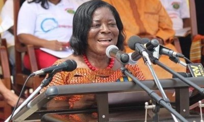 , Former Central Regional Minister Ama Benyiwaa Doe has been confirm dead, Frederick Nuetei