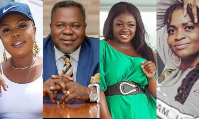 """, Afia Schwarzenegger says Tracey Boakye is still """"His Only Chick"""" after Ayisha Modi blew secrets with Blew Dr. Kwaku Oteng, Frederick Nuetei"""