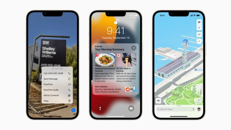 , What is new in iOS 15?, Frederick Nuetei