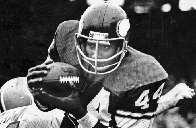 The Most Popular Figures From Frederick County. Chuck Foreman. Football. Sports.