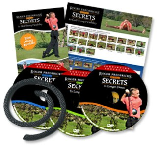 Fredericks Golf DVD Set