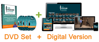 Posture System DVDs + Digital