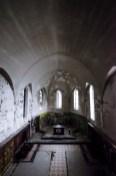 Agnus Dei kerk interieur
